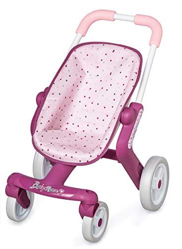 Smoby 251203 Baby Nurse Puppenbuggy Pop