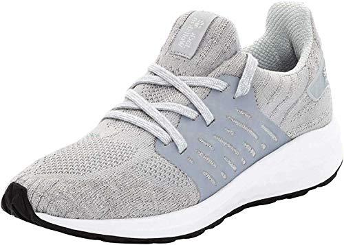 Jack Wolfskin Damen Coogee Knit Low Sneaker, Slate Grey, 39 EU