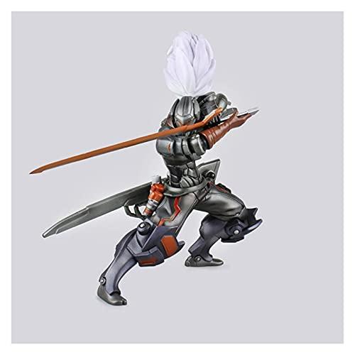 VBCGGGG Yasuo Figure Project Yasuo ver dem unvergorenen Liga der Legenden Anzeigen Mitte Champ, der Tod ist wie der Wind;Immer an meiner Seite -A
