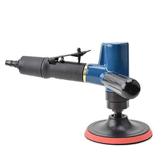 GUOCAO Herramientas Practica portátil neumático concéntrico neumático de la máquina pulidora, máquina de papel de lija de mano de mano Herramientas de mano Industrial Tool Abrasivo