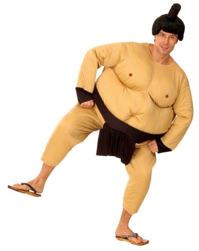 Costume sumo uomo Taille Unique