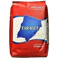 Taragui Roja 1 Kilo Yerba Mate With Stems