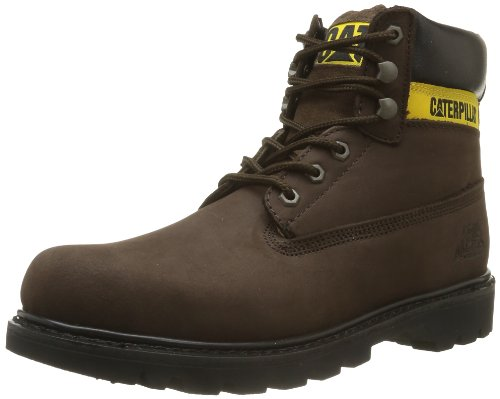 Caterpillar Colorado, Botas Hombre, Marrón (Chocolate), 44 EU