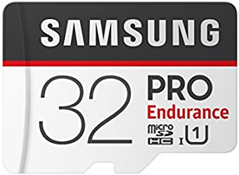 Samsung PRO Endurance 32GB microSDXC Card