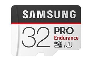 Samsung PRO Endurance Micro SDXC Card with Adapter (B07DLWKFTM)   Amazon price tracker / tracking, Amazon price history charts, Amazon price watches, Amazon price drop alerts