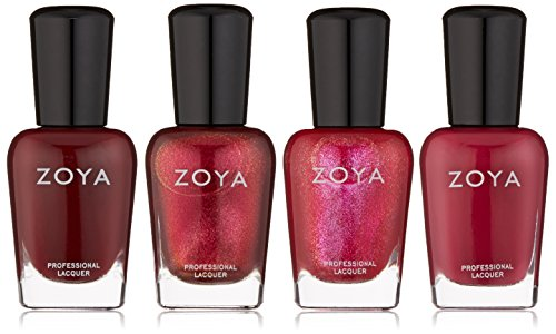 Zoya Polish Quad Nail Polish, All Spruced Up