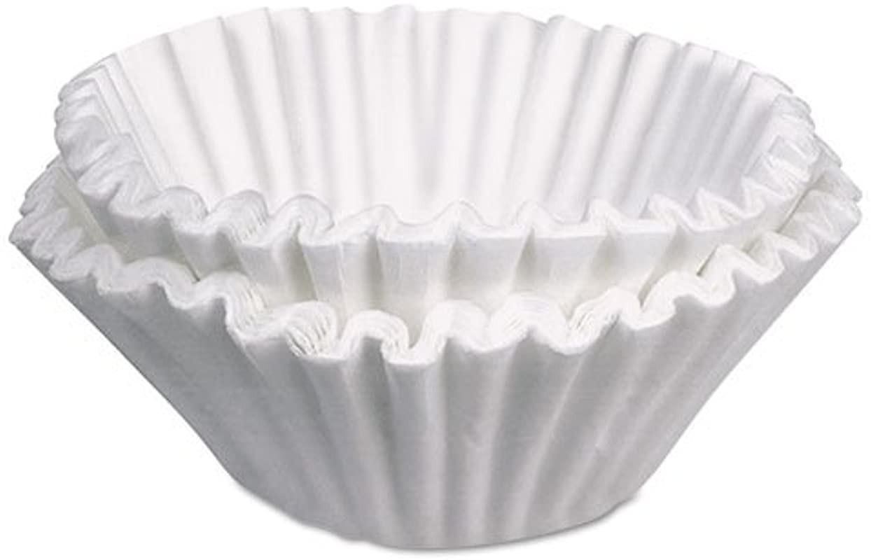 BUNN Commercial Coffee Filters 10 Gallon Urn Style 250 Pack