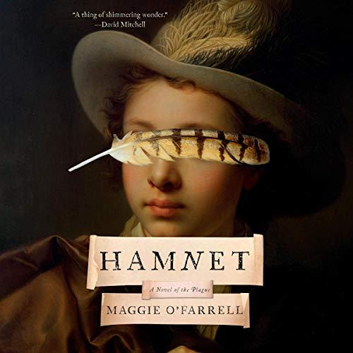 『Hamnet』のカバーアート