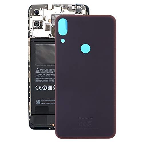 Dongdexiu Piezas de Repuesto del teléfono Celular Tapa Trasera de batería esmerilada For Tecno Phantom X / AA7