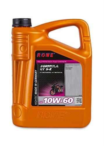 ROWE HIGHTEC FORMULA GT SAE 10W-60 S-Z, 5 Liter
