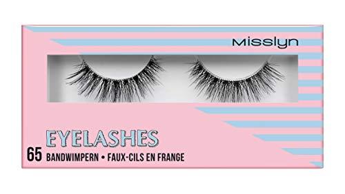 Misslyn Eyelashes Eye Am Elegant, 2 Stück