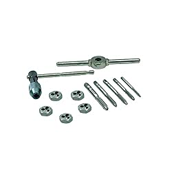 IRWIN Tools Machine Screw with Fractional Tap and Die Set