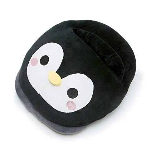 SMLZV Scaldapiedi Elettrico For Unisex, Morbido E Caldo Antiscivolo Sleeping Warmer For L'Inverno (Color : Black)