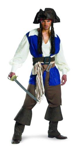 Unknown adolescente para disfraz de Jack Sparrow