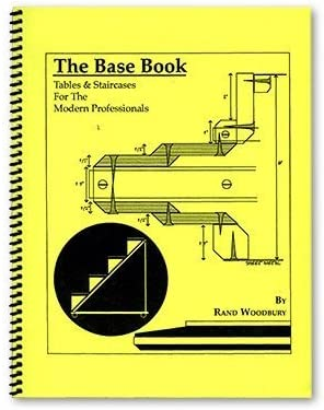 The Base Book Tables and Staircases 送料無料限定セール中 Rand for 当店限定販売 Modern Pro by the