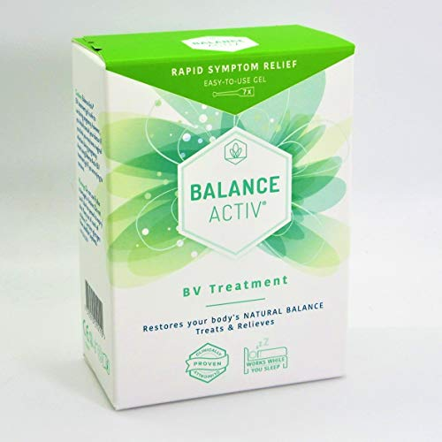Balance Activ Vaginal Gel for Bacterial Vaginosis (BV) - PACK OF 2