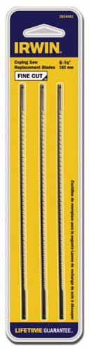 IRWIN Tools Coping Saw Blades
