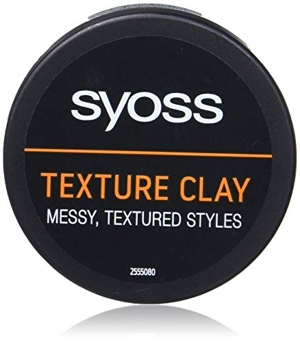 Syoss Texture Hair Styling Clay mattierter Haarton 100ml