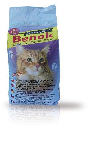 Super Benek Compact Litière pour Chat