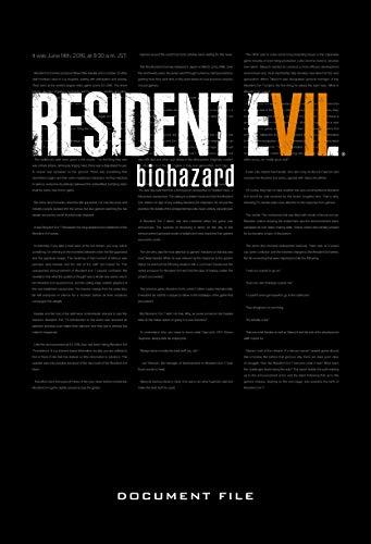 Resident Evil 7: Biohazard Document File
