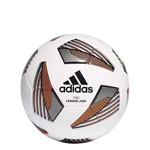 adidas Balón de fútbol Tiro League Junior, tamaño 5, 350 g