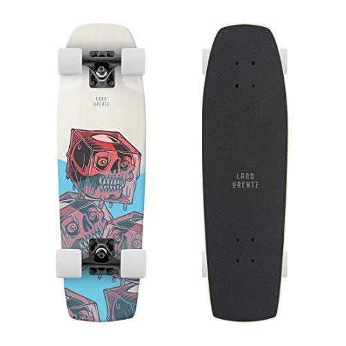 "Landyachtz Dinghy 28"" Complete Skateboard (28″ – Coffin Cocktail)"
