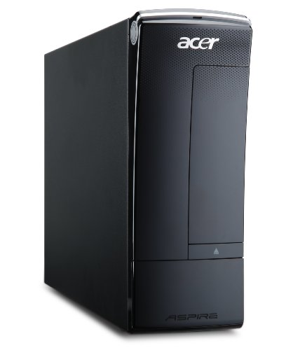 Acer Aspire AX3990 Desktop PC (Intel Core i7 2600 3.4GHz, 6GB RAM, 1TB HDD, DVD-RW, Wireless Keyboard, Mouse, Windows 7 Home Premium)