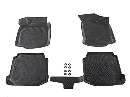 Dino 136083 3D Fußmatten 5 (6R) Stufenheck 09>