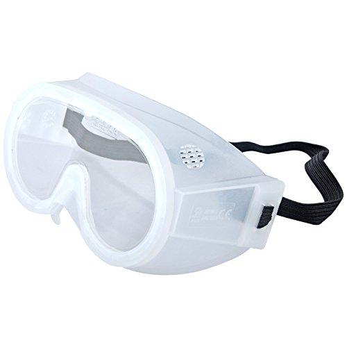 Viwanda - Gafas de Protección contra Impactos para Niños con Lentes Resistentes de Polycarbonato y Montura Flexible de PVC.