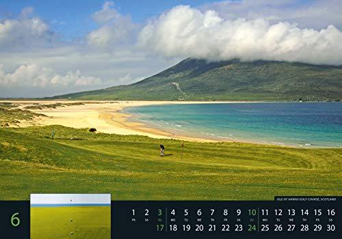 Golf 2018 – Sportkalender / Golfkalender international (49 x 34) - 5