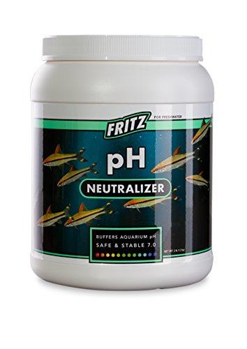 Fritz Aquatics 80287 Fritz pH Neutralizer for Fresh and Salt Water Aquariums, 3-LBS