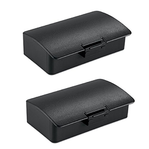 2 Pack Replacement Battery for Garmin GPSmap 276c - Replacement Battery for Garmin GPS (2600mAh, 7.4V, Li-Ion) Louisiana