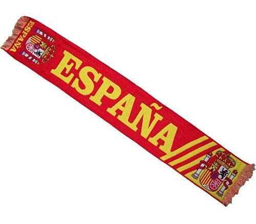 COOLMP – Lote de 3 bufanda ligera España 1,50 m: Amazon.es: Juguetes y juegos