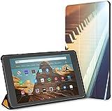 Estuche para Piano y teclados de Piano para Tableta Fire HD 10(9.a/7.a generación,versión 2019/2017)...