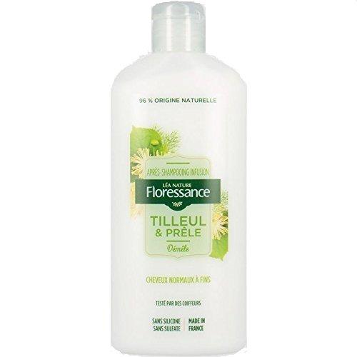 Floressance par nature Après-Shampooing Infusion Tilleul/Prêle 250 ml - Lot de 2