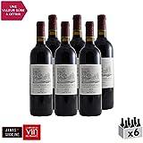 Château Duhart-Milon Rouge 2016 - Appellation AOC Pauillac - Vin Rouge de Bordeaux - Cépages Cabernet Sauvignon, Merlot - Lot de 6x75cl - 17/20 La Revue du Vin de France