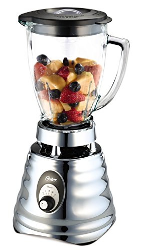 Oster - 4655 - Blender, 600 watts, Noir