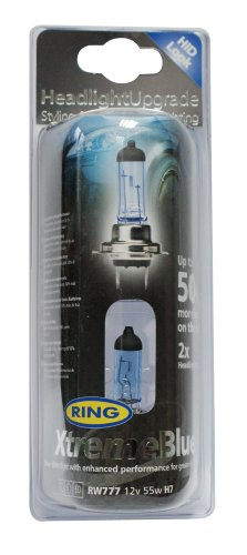 RING RW777 2 Ampoules H7 12V Xtreme Blue