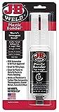J-B Weld 50139 Plastic Bonder Body Panel Adhesive and Gap Filler Syringe - Dries Black - 25 ml (4)