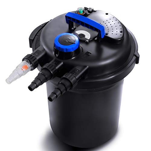 Goplus Bio Pressure Pond Filter, 4000Gal