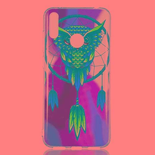 GFMING Mobile Phone case Owl Noctilucent Balmy Pattern New sales Max 87% OFF Case TPU