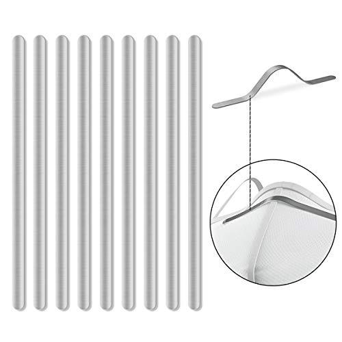 Aluminum nose bridge strips for masks