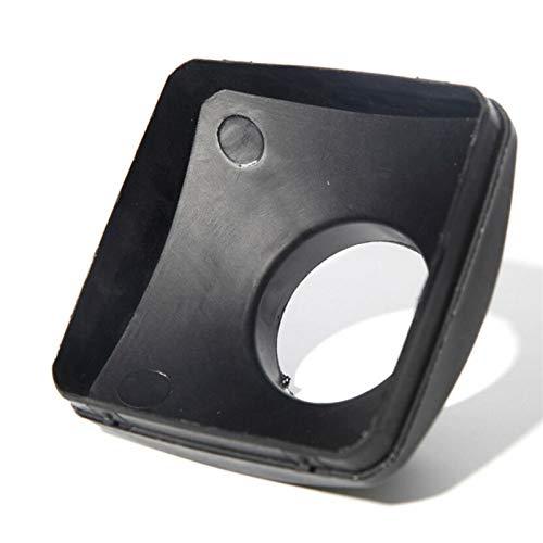 2000w/ 5000w Cubierta de campana de salida de orificio de un solo orificio para automóviles Calentador de estacionamiento Campana de salida de aire recta,cubierta de campana de salida para automóviles