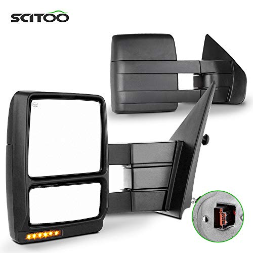 09 f150 tow mirrors - 7