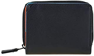 mywalit Women's Small Wallet W/Zip Around Purse Multicolour