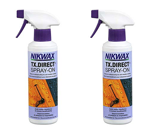 Nikwax TX. Direct Spray-On 300ml (2 Pack)