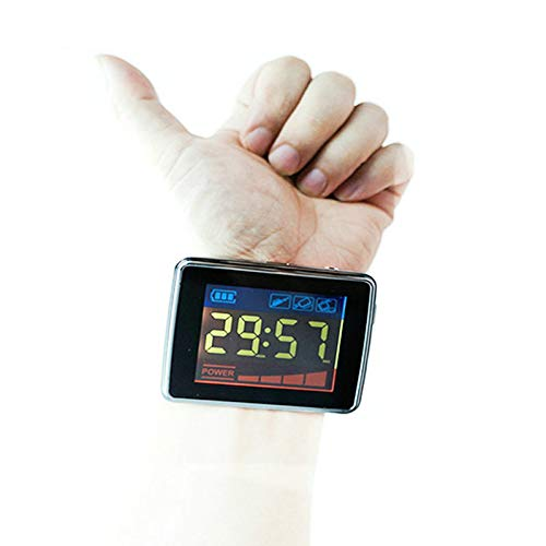 Great Features Of COZING Bio Laser Therapy Wrist Watch Reducing High Blood Pressure for Home Remedy