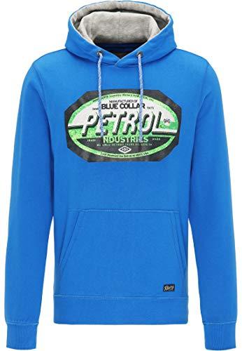 Petrol Industries MEN Sudadera para hombre M-3090-SWH300 Daytona Blue S