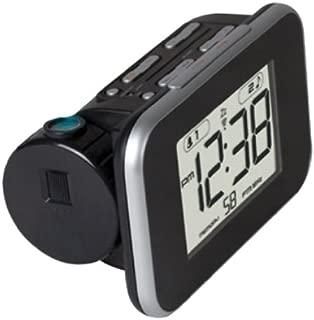 Clip Sonic AR292 Reloj Negro - Radio (Reloj, AM,FM, Negro, Tiempo, Pared, 360°)