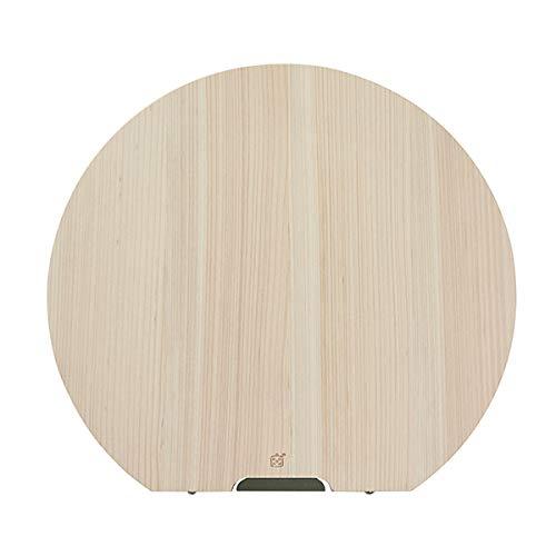 栗原はるみ 木製丸まな板 大